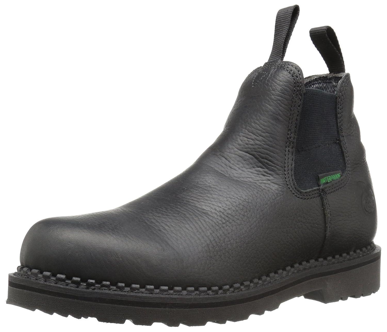 Georgia GB00084 Mid Calf Boot B017RBPFTA 13 M US Black