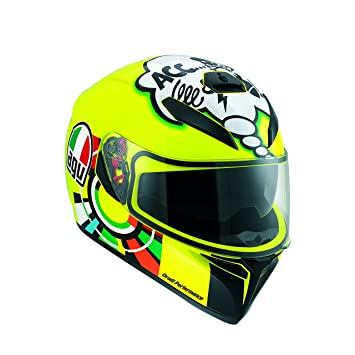 AGV J0301A0F0004 K-3 SV E2205 Top, Casco 4