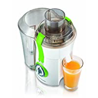 Deals on Hamilton Beach Powerful 800 watts Big Mouth Juice Extractor Open Box