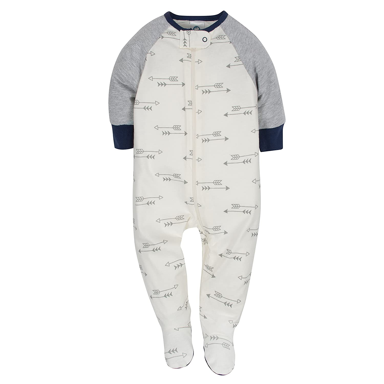 6-9 Months Gerber Baby 2-Pack Sleep N Play Hedgehog