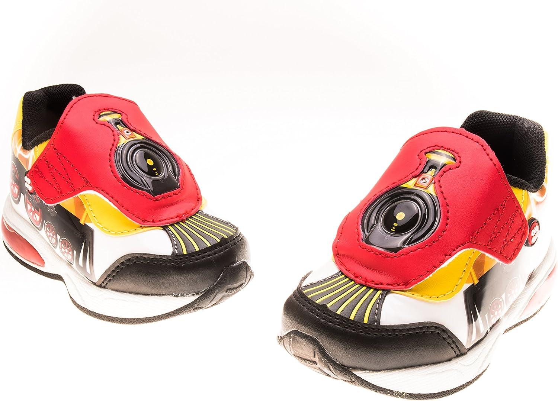 Choo-Choo Shoes Childrens Train Sneakers Kids Gym Shoes Make Train Sounds