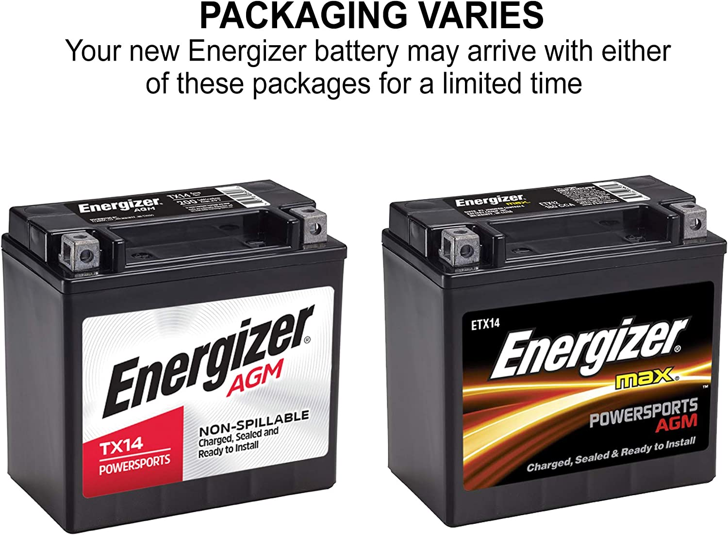 WPS NON-SEALED BATTERY ELECTROLYTEPACK 150CC PART# 150CC CONV NEW