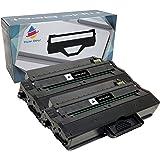 Triple Best Compatible Toner Cartridge Replacement for Dell B1260 B1265 B1265dfw B1260dn B1260dnf B1265dnf DRYXV (2 Pack)