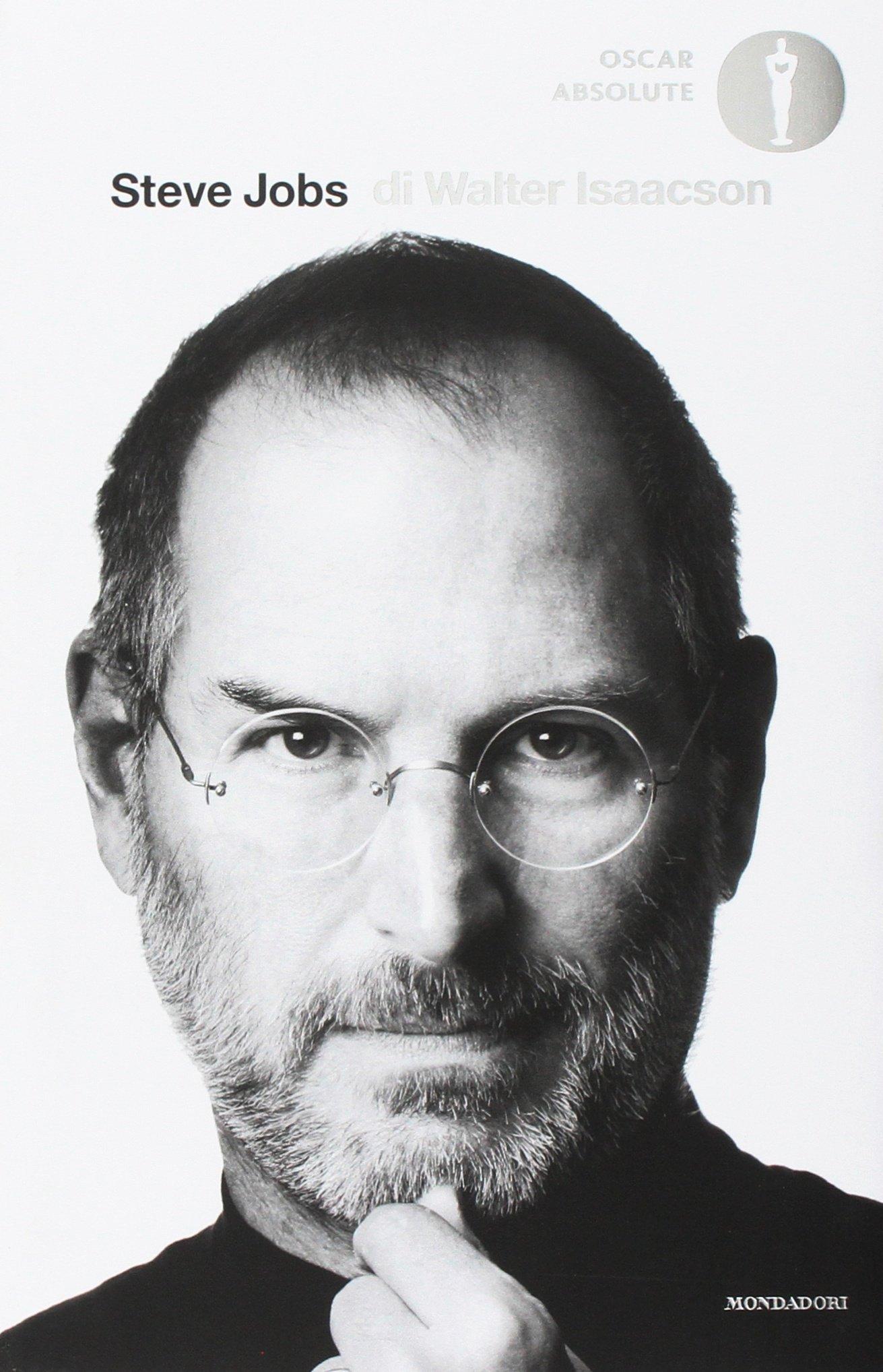 Steve Jobs Copertina flessibile – 25 mag 2017 Walter Isaacson P. Canton L. Serra L. Vanni