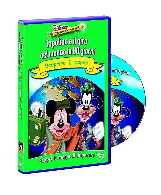 Imparare che avventura topolino e il fagiolo magico amazon