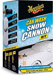 MEGUIAR'S G192000EU Snow Foam Cannon Kit
