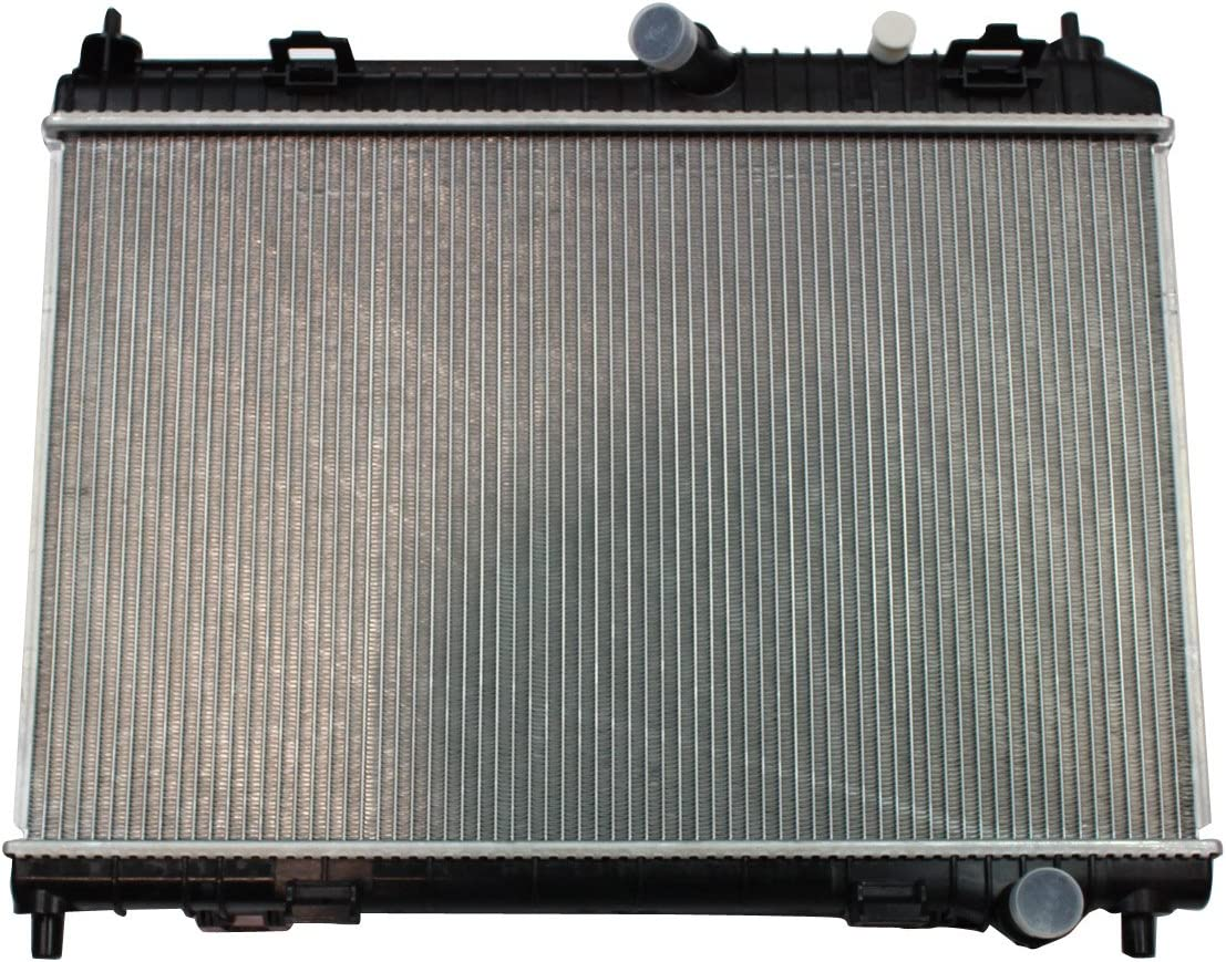 Auto Shack RK1701 Aluminum Radiator