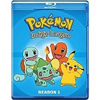 Pokemon: Indigo League - Season 1 Standard Edition (BD) [Blu-ray]