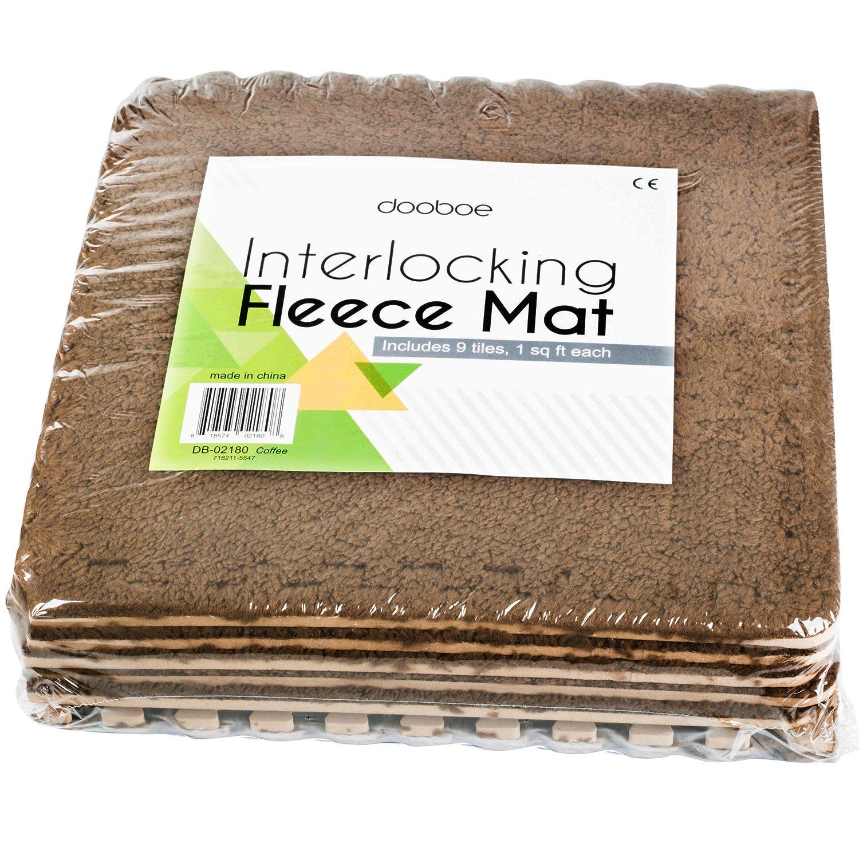 Amazon.com: Dooboe - Azulejos para alfombras entrelazados ...