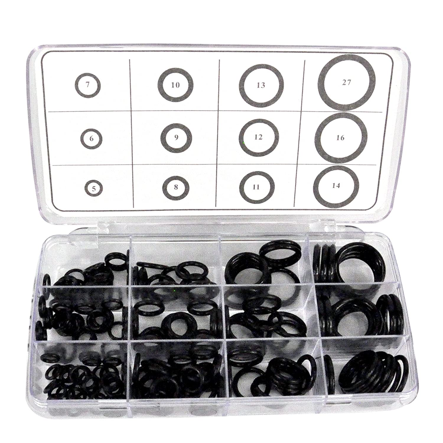 Danco 34443 200 piece rubber faucet o ring kit faucet o rings danco 34443 200 piece rubber faucet o ring kit faucet o rings amazon geenschuldenfo Choice Image