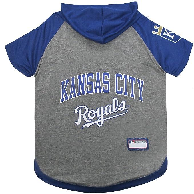 12f4b677d Amazon.com : Pets First MLB New York Mets Dog Tee Shirt, Medium : Pet  Supplies