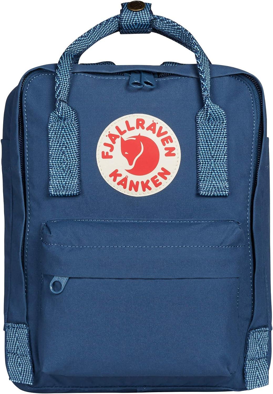 Fjallraven Kånken Mini Backpack, Unisex Adulto, Royal Blue-Goose Eye, OneSize: Amazon.es: Deportes y aire libre