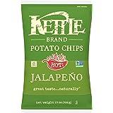 Kettle Brand Potato Chips, Jalapeno Kettle Chips, Sharing Size 13 Oz