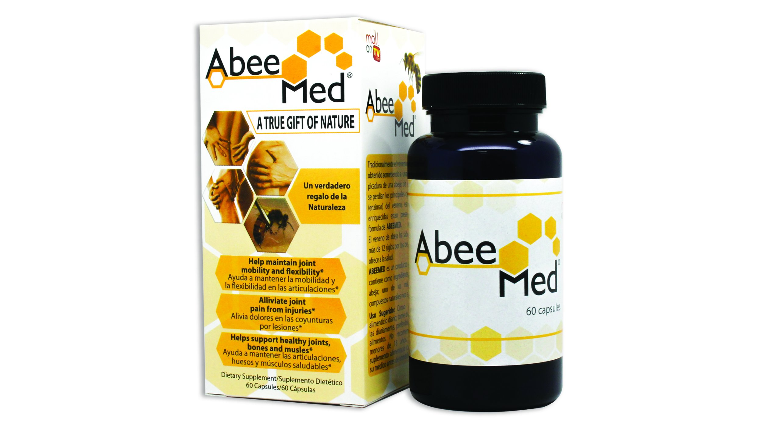 Abeemed Natural Supplement-60 capsules by BY CARIOLA