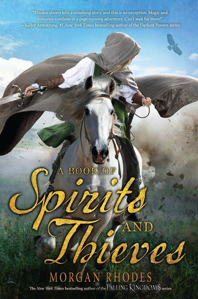 Amazon.com: A Book of Spirits and Thieves (9781595147608): Rhodes, Morgan:  Books