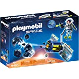 Playmobil Satellite Meteoroid Laser Playset