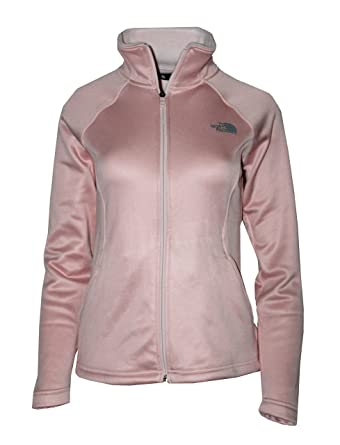 b0e61eb1f The North Face Women's Agave Full Zip Jacket, Purdy Pink Heather ...