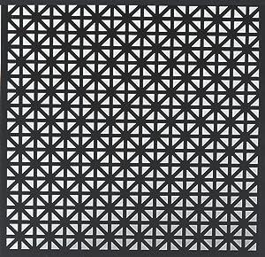 M-D Building Products 56000 Unionjack Metal Sheet, Black