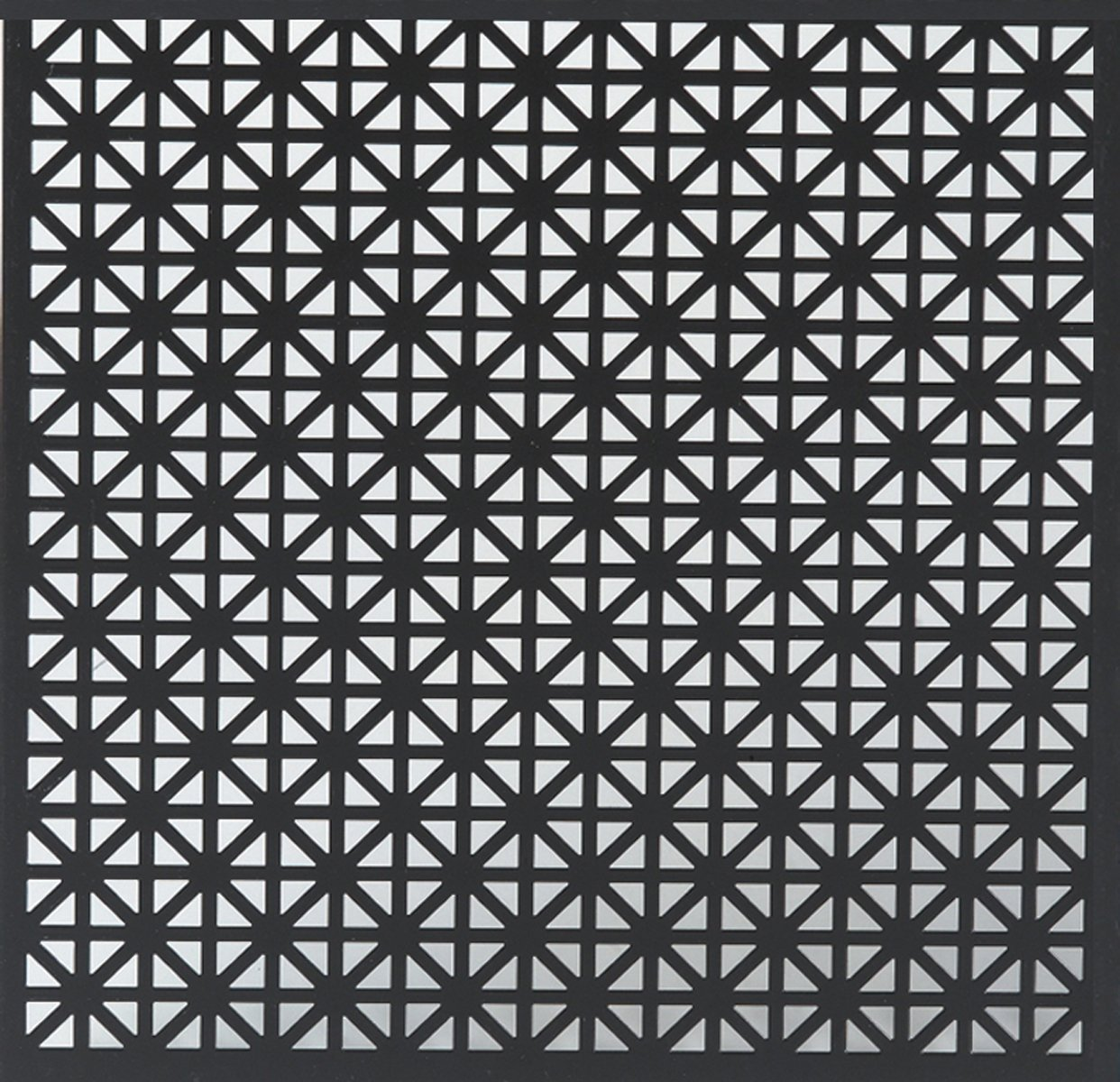 M-D Building Products 56000 Unionjack Metal Sheet, Black by M-D Building Products