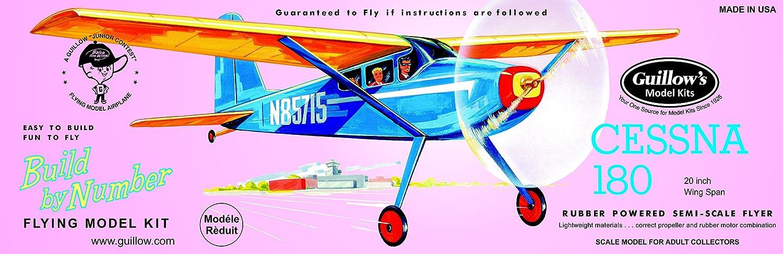 Guillow's Cessna 180 Model Kit