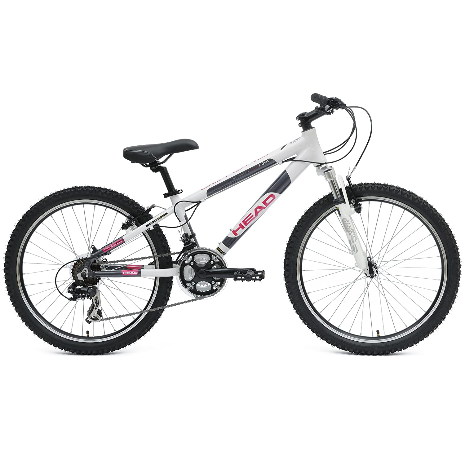 Head Beyond Mountain Bike, 24 inch wheels