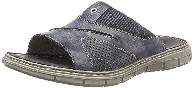 Mens- Pantolette Blau 600448-5
