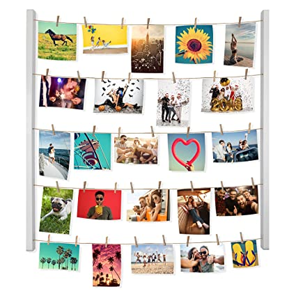 Amazon.com - Picture Frame Collage Organizer by Americanflat, Size ...