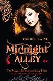 Midnight Alley: The Morganville Vampires Book Three