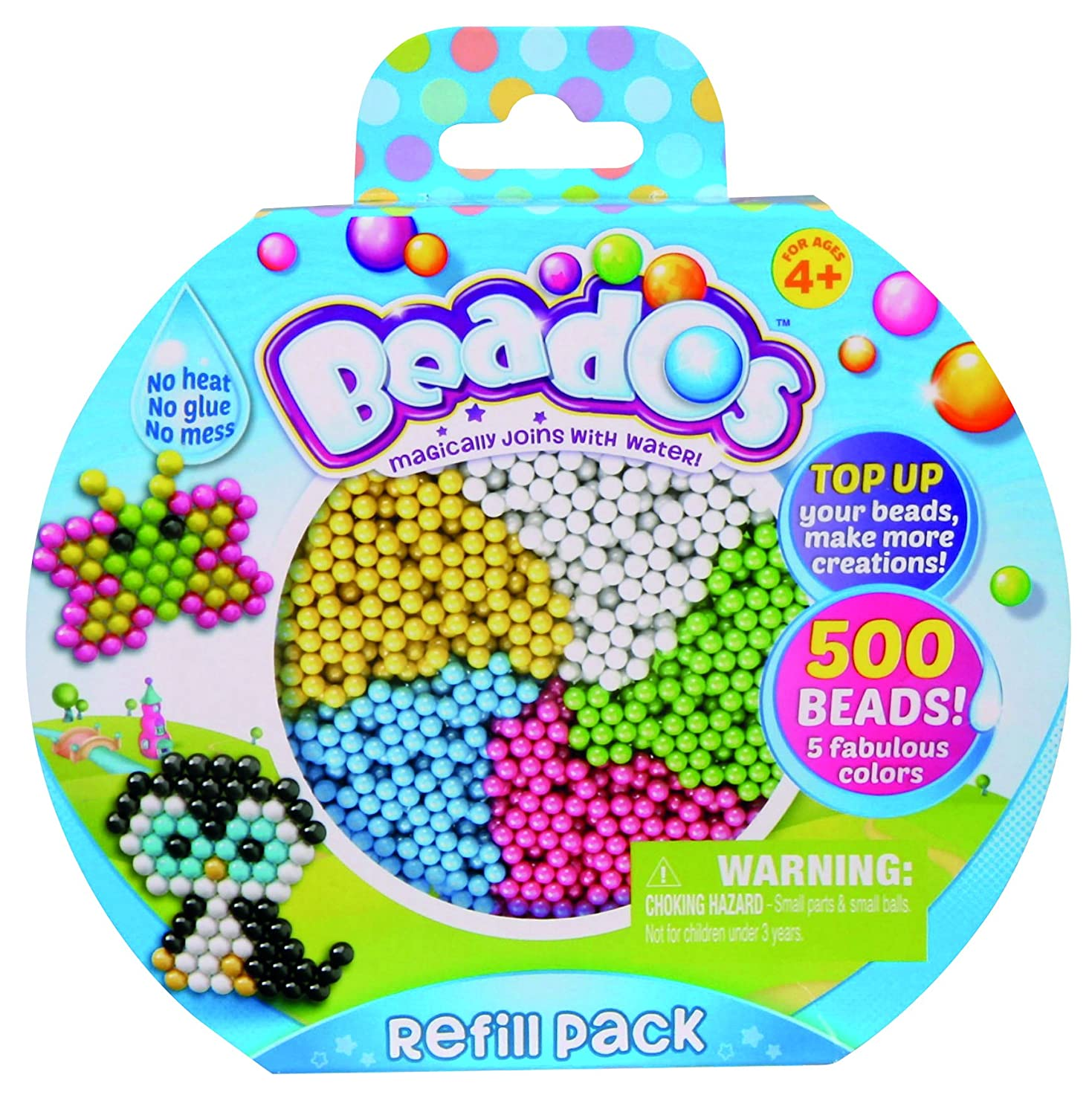 Beados 500 Beads Refill Pack 10632