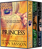 The Complete Princess Trilogy: Princess; Princess Sultana's Daughters; and Princess Sultana's Circle (English Edition)