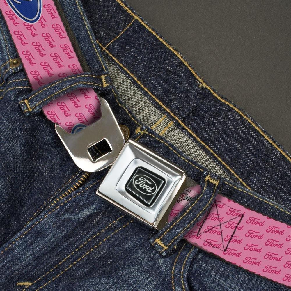 Buckle Down Mens Seatbelt Belt Ford Wfe007 Buckle-Down