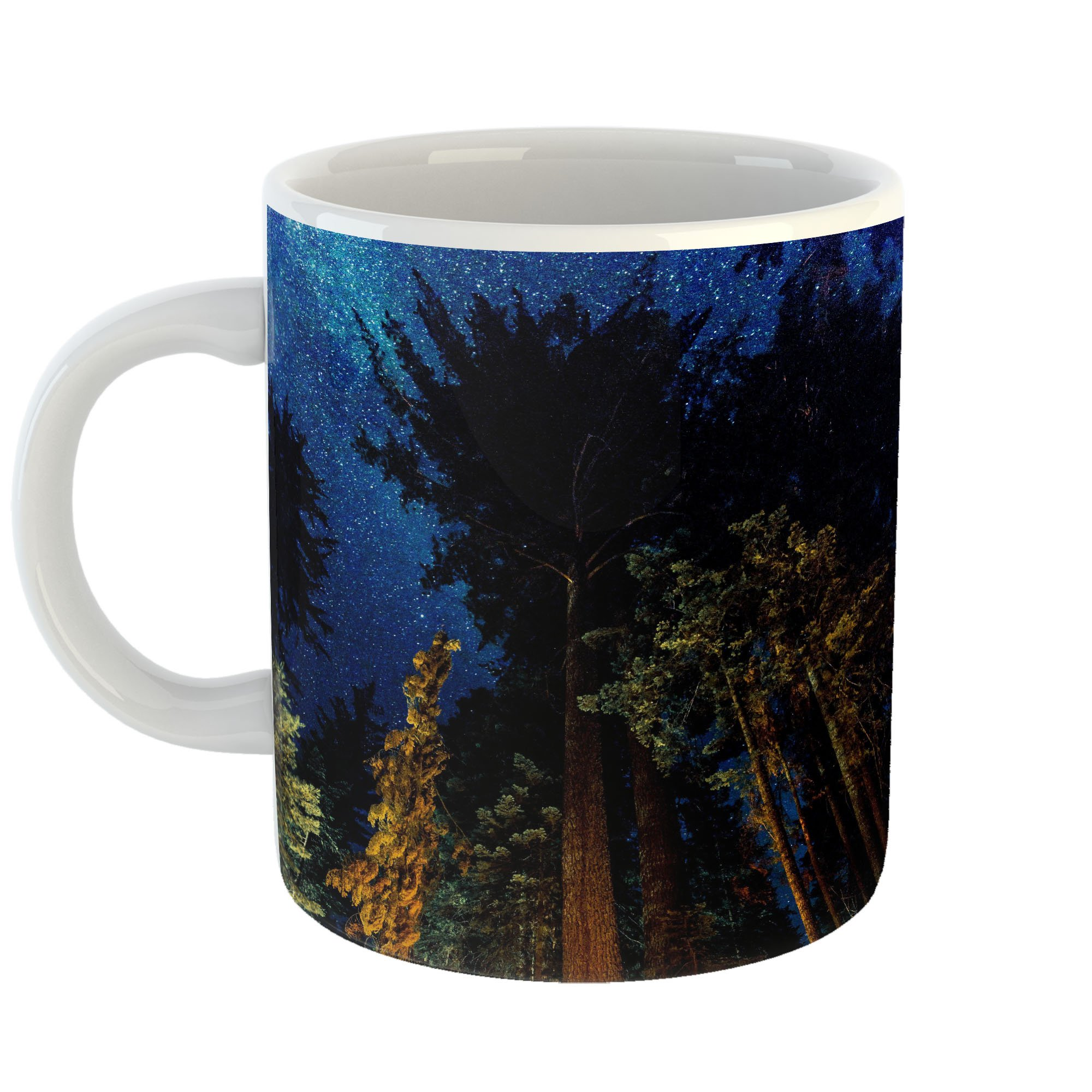 Westlake Art - Solar Road - 11oz Coffee Cup Mug - Modern Picture Photography Artwork Home Office Birthday Gift - 11 Ounce (9B58-D0D44)
