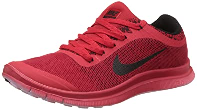 separation shoes d8fdd 77c0d Nike Men s Free 3.0 Red Running Shoes - 10 UK India (45 EU)