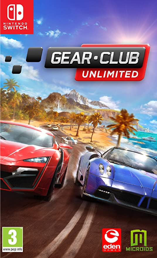 Gear Club Unlimited: Amazon.es: Videojuegos