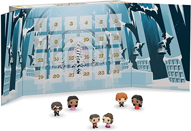 Amazon.com: Funko Advent Calendar: Harry Potter 2019, 24Pc: Toys