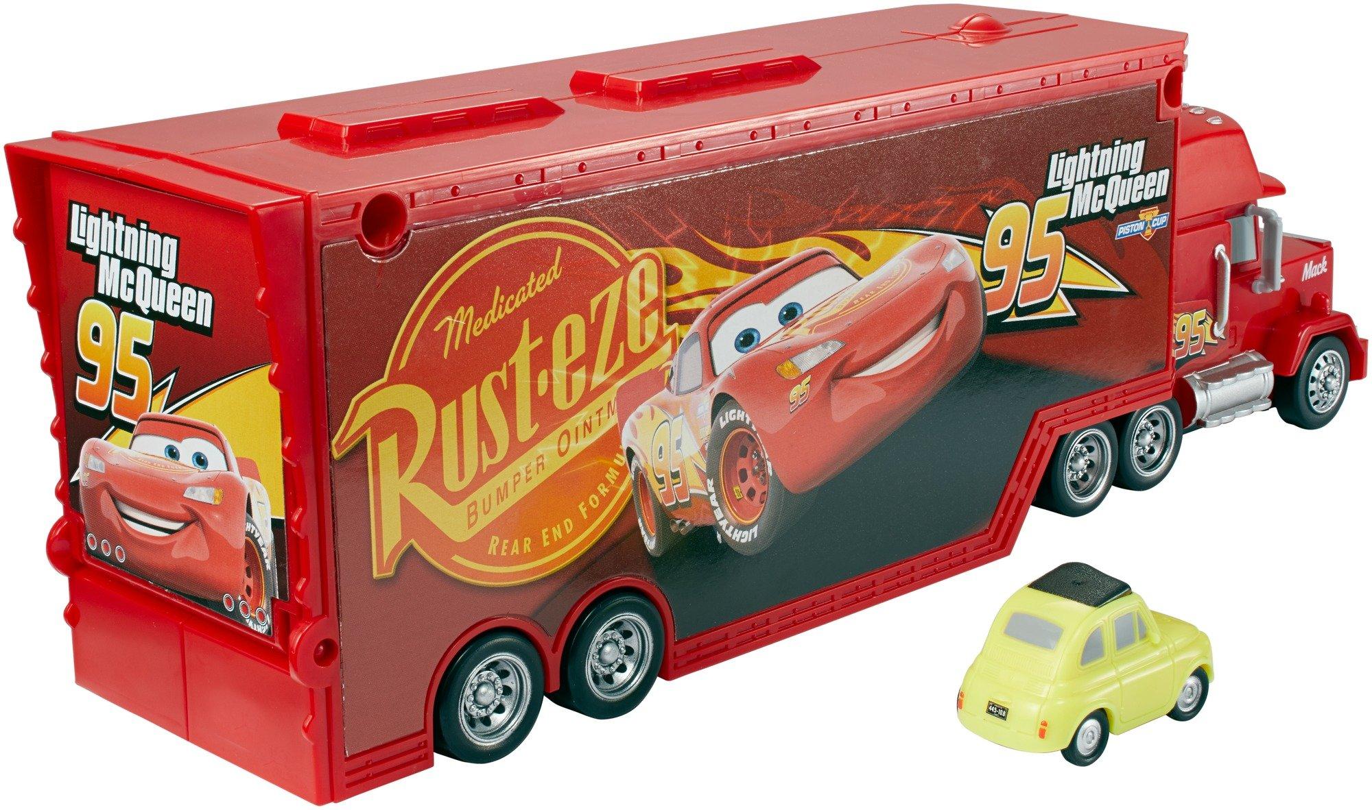 Disney Pixar Cars 3 Travel Time Mack Playset by Disney (Image #2)