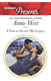 A Vow to Secure His Legacy (One Night With Consequences)