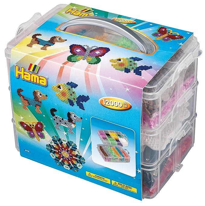 Hama 6751 Caja de almacenaje Rectangular - Cajas de almacenaje ...