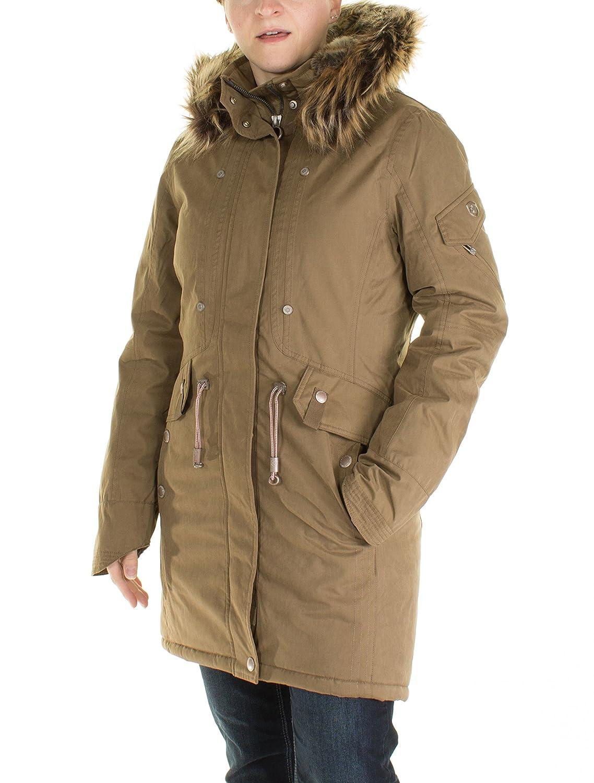 Wellensteyn - Chaqueta - para mujer beige marrón claro ...