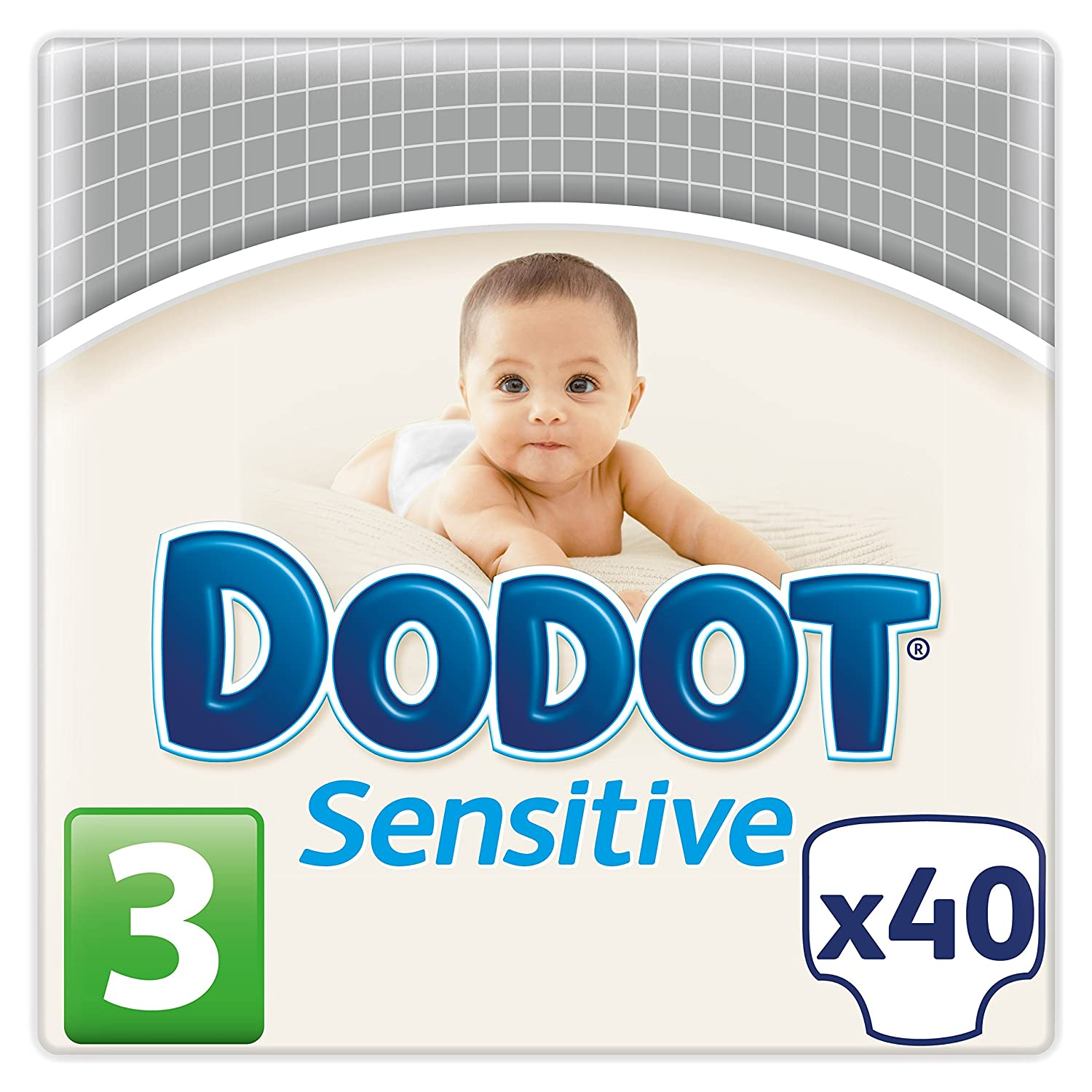 Dodot Pañales Sensitive, Talla 3 (5-10 kg) - 40 Pañales: Amazon.es: Amazon Pantry