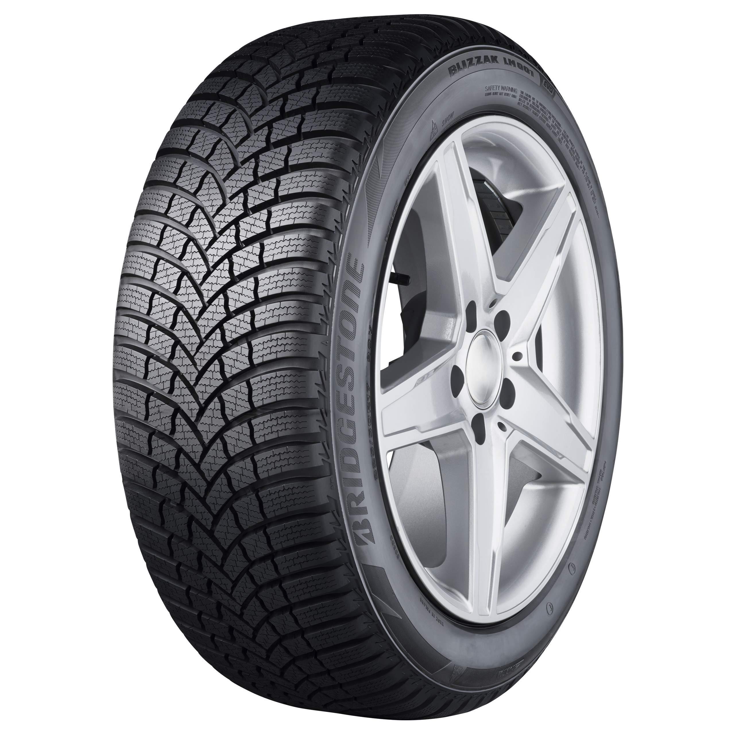 Bridgestone Blizzak LM-001 Evo M+S - 195/65R15 91T - Winter Tire
