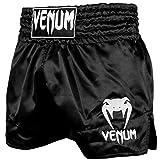 Venum Muay Thai Shorts Classic - Black/White - M