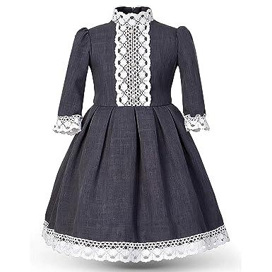 Vestido Elegante Formal para Niñas Jóvenes Adolescentes - Mitad de ...