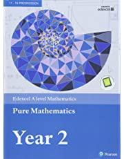 Edexcel A level Mathematics Pure Mathematics Year 2 Textbook + e-book (A level Maths and Further Maths 2017)