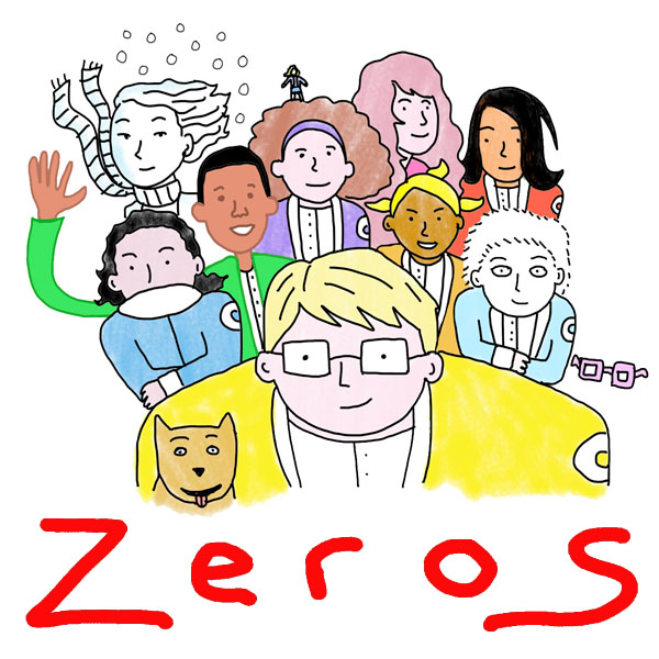 Zeros (Issues) (3 Book Series)