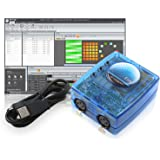 SLESA UE7 Sunlite Nicolaudie DMX USB Stand Alone Lighting Interface Controller