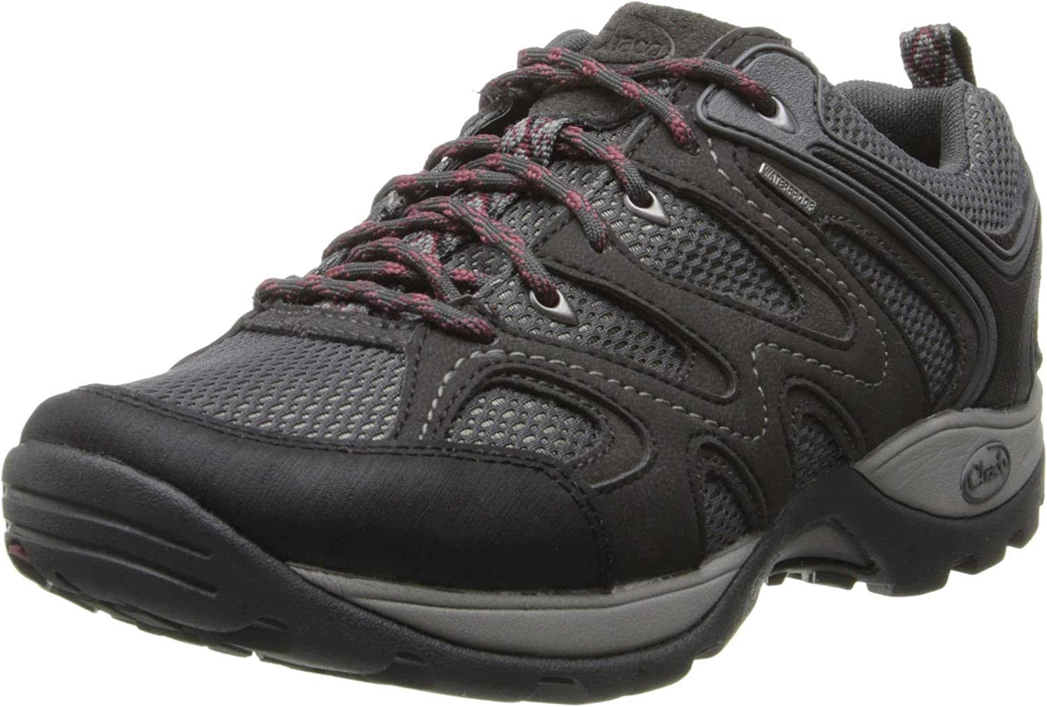 Zapatillas de trail running impermeables Layna para mujer, color ...
