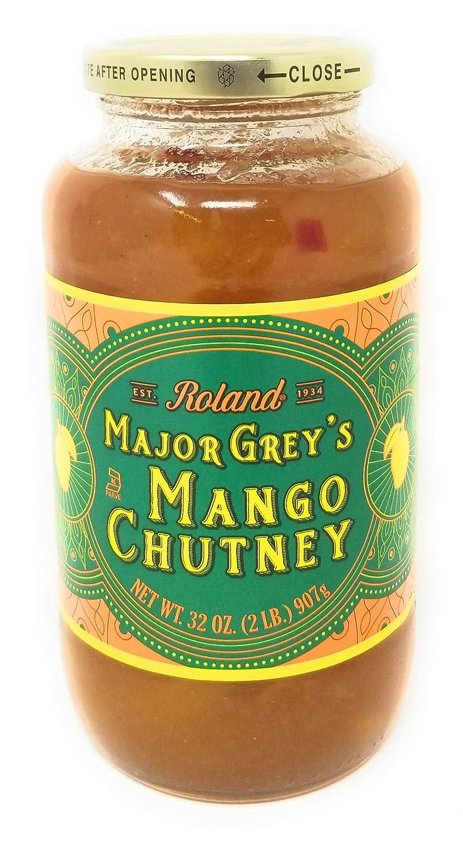 Indian Major Grey Mango Chutney