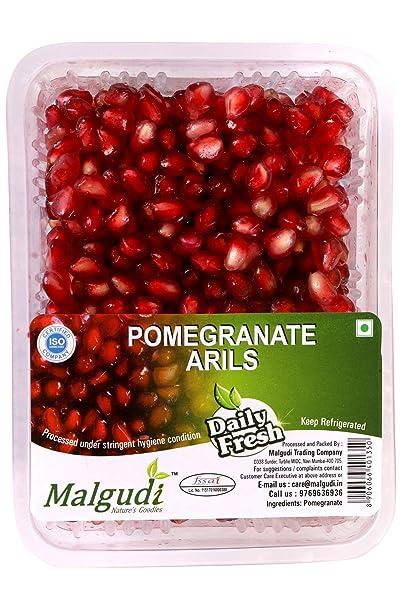 Fresh Pomegranate Shelled, 199 g