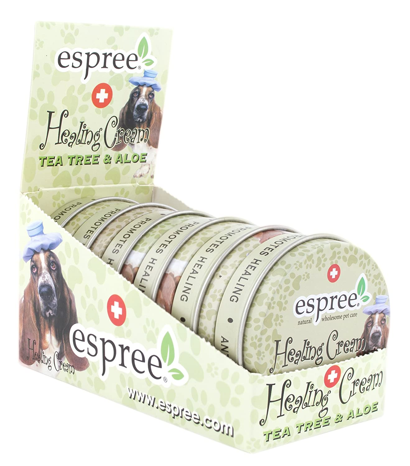 Pack of 6 Espree Animal Products Healing Cream (6 Pack)